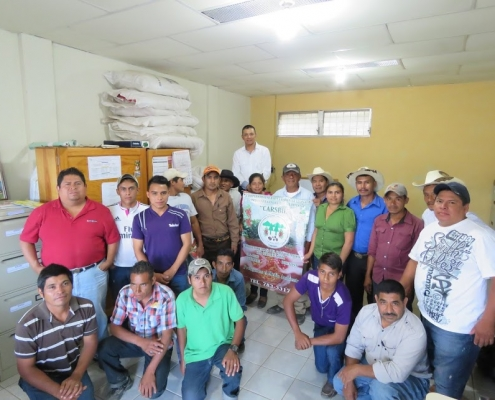 COOPERATIVA AGROPECUARIA REGIONAL SANTA BÁRBARA INTIBUCÁ LIMITADA